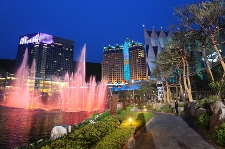 Kangwon Land South Korean casino