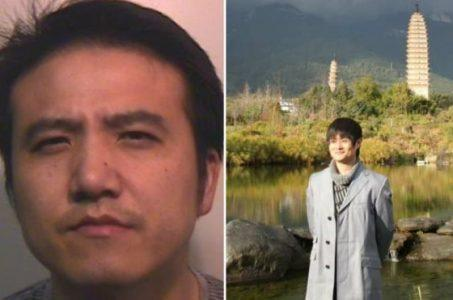 Ming Jiang and Yang Liu body in a suitcase murderer sentenced