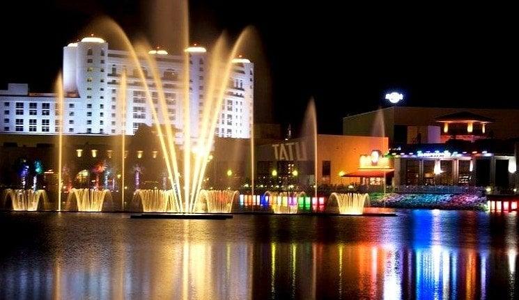 Seminole Hard Rock casino in South Florida