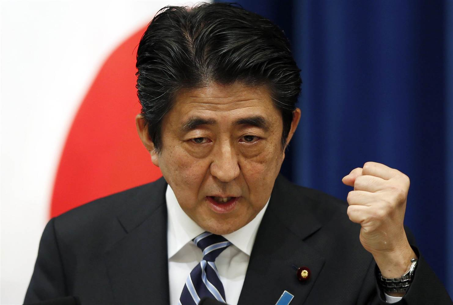 Shinzo Abe Japan IR casinos