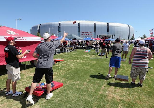 Arizona Cardinals stadium Gila River