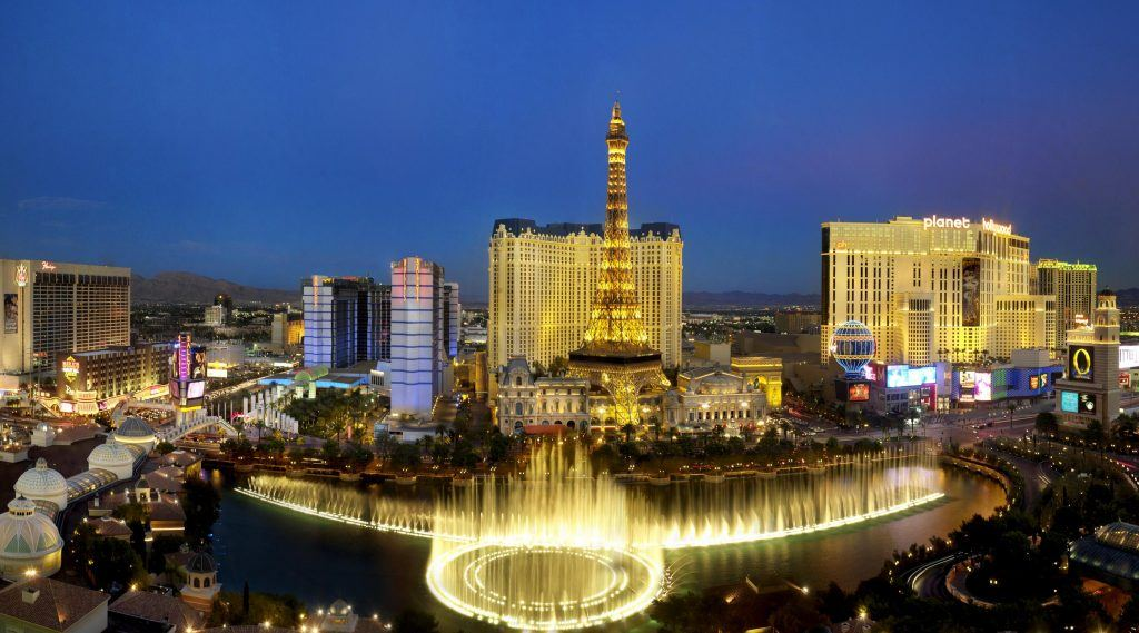 Bellagio Fountains to close rumor.