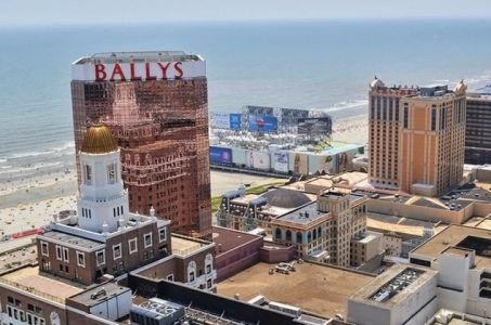 Bally's and Caesars casinos in Atlantic City