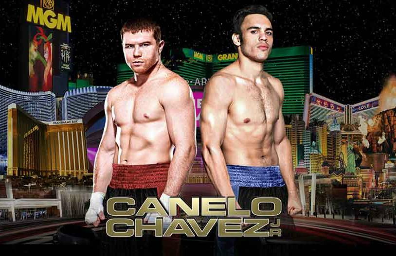 Alvarez vs. Chavez odds Las Vegas sportsbook