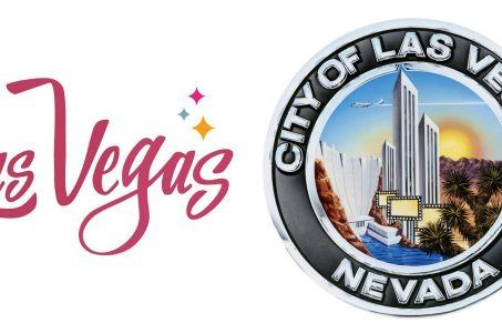 Las Vegas logo city council