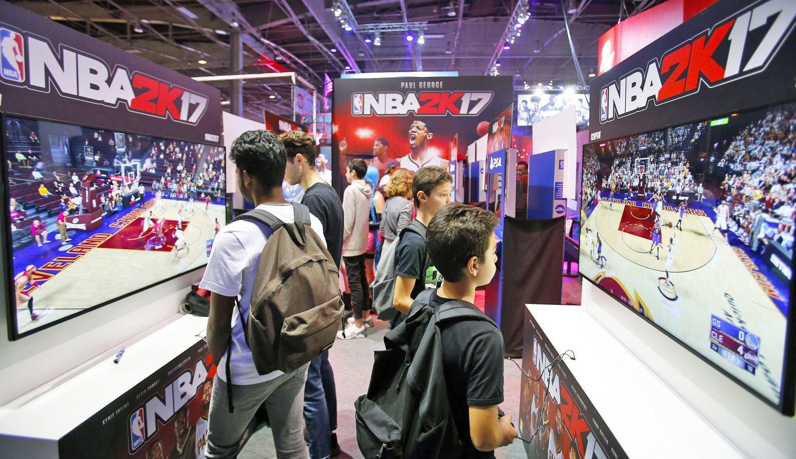 eSports NBA 2K TNT ELEAGUE