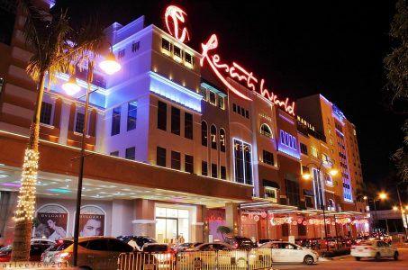 Resorts World Casino in Manila