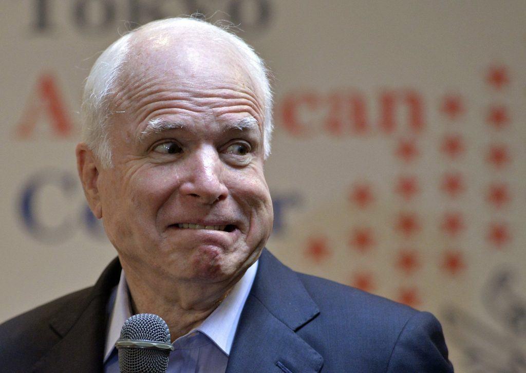 John McCain on casino in Connecticut