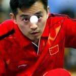 Kong Linghui, table tennis champion and gambler