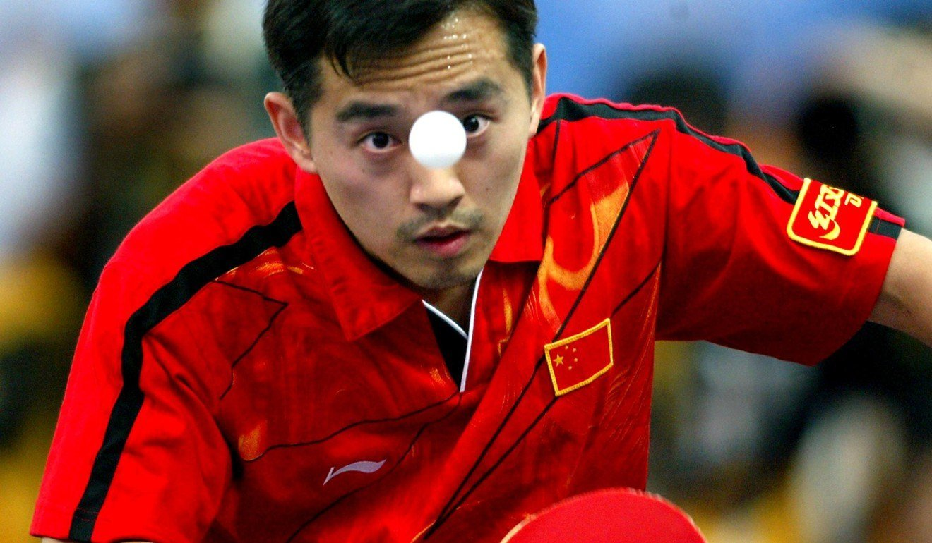 Chinese Ping Pong Legend Suspended Over Gambling Debts