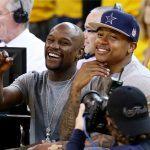 Floyd Mayweather Hyped Fight Popular Bet in Las Vegas, Money Wants NBA Team