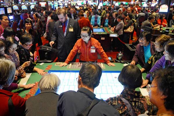 Us commercial casinos on pace for record setting 2017 revenues Businesses Gamezy slots games on line