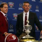 Early College Football Odds Favor Alabama and Ohio State in 2017