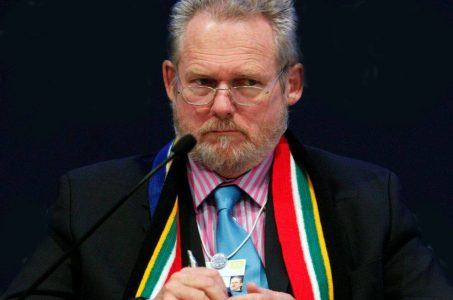 South African Minister Rob Davies