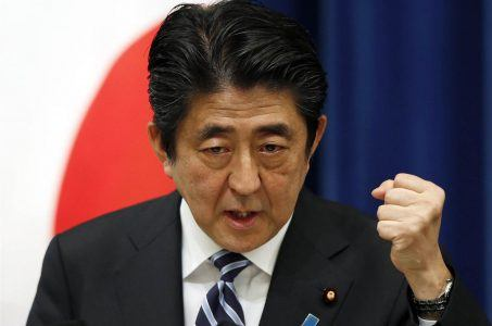 Japan casinos bill Shinzo Abe