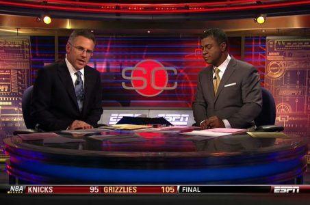 sports betting ESPN SportsCenter