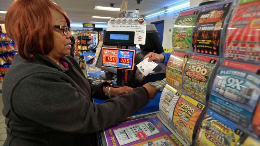 Illinois Lottery winnings state budget