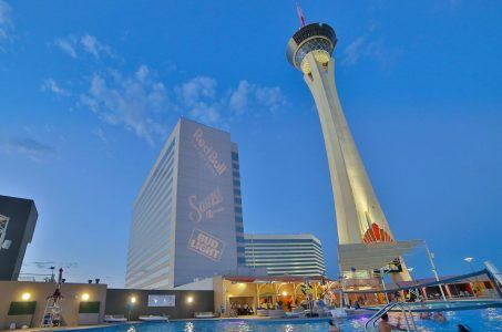Stratosphere Las Vegas Golden Entertainment