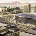 FAA Reviewing Las Vegas Raiders Stadium Plan, Height Key Issue
