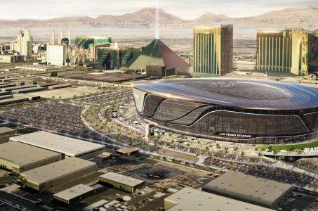 FAA Las Vegas Raiders stadium