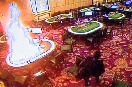 Macau casino security report