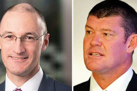 Crown Resorts employees James Packer