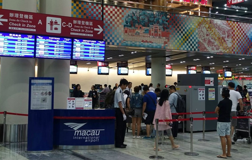 Macau currency declaration customs