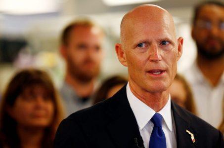 lottery games warning Florida Rick Scott