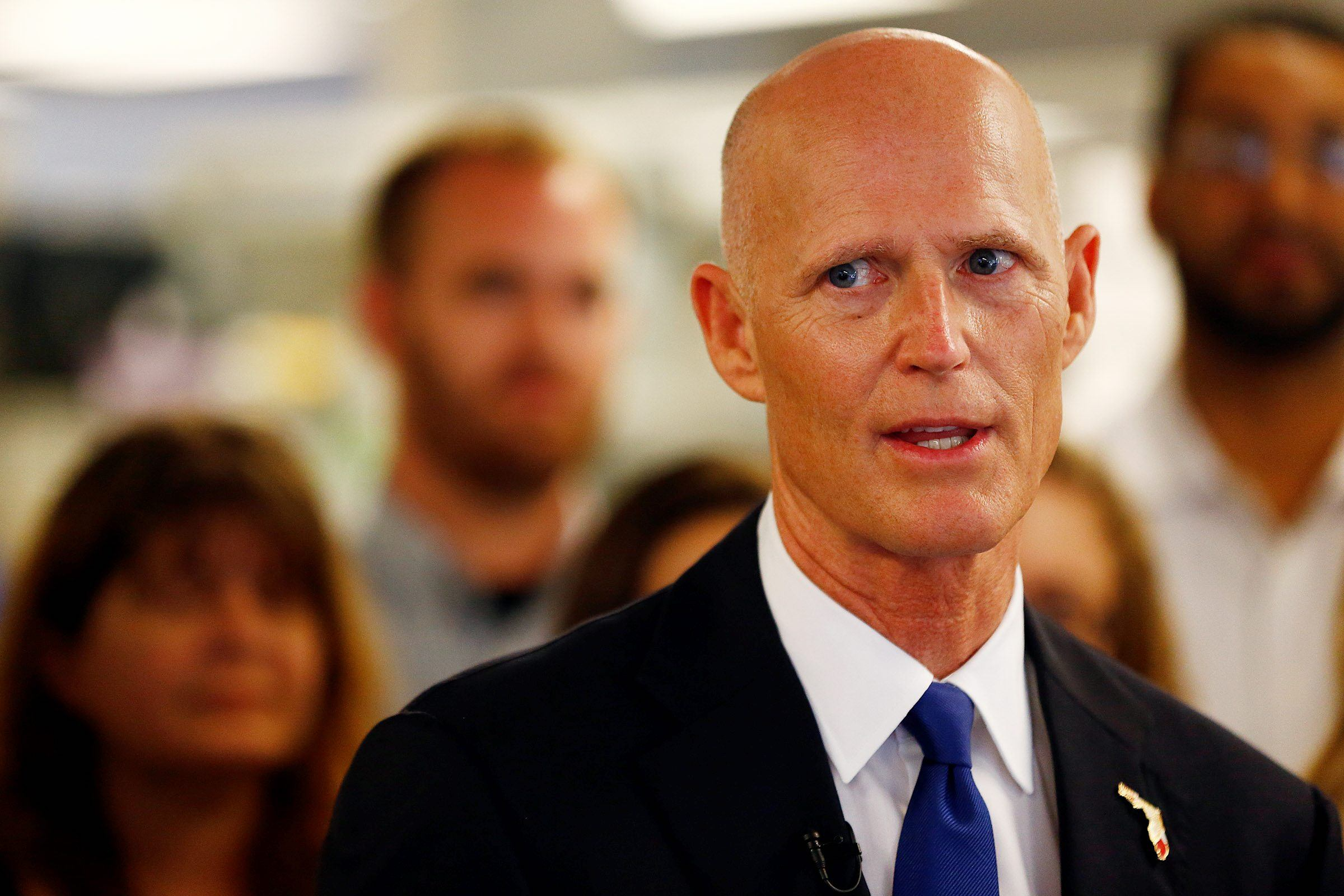 lottery games warning Florida Rick Scott