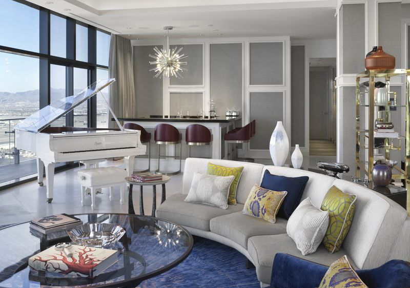 New Cosmo Penthouse Suites Technically Free But Possibly
