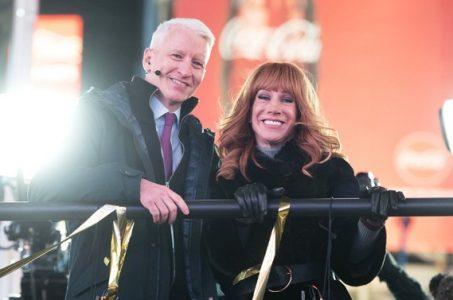 Anderson Cooper Kathy Griffin CNN firing
