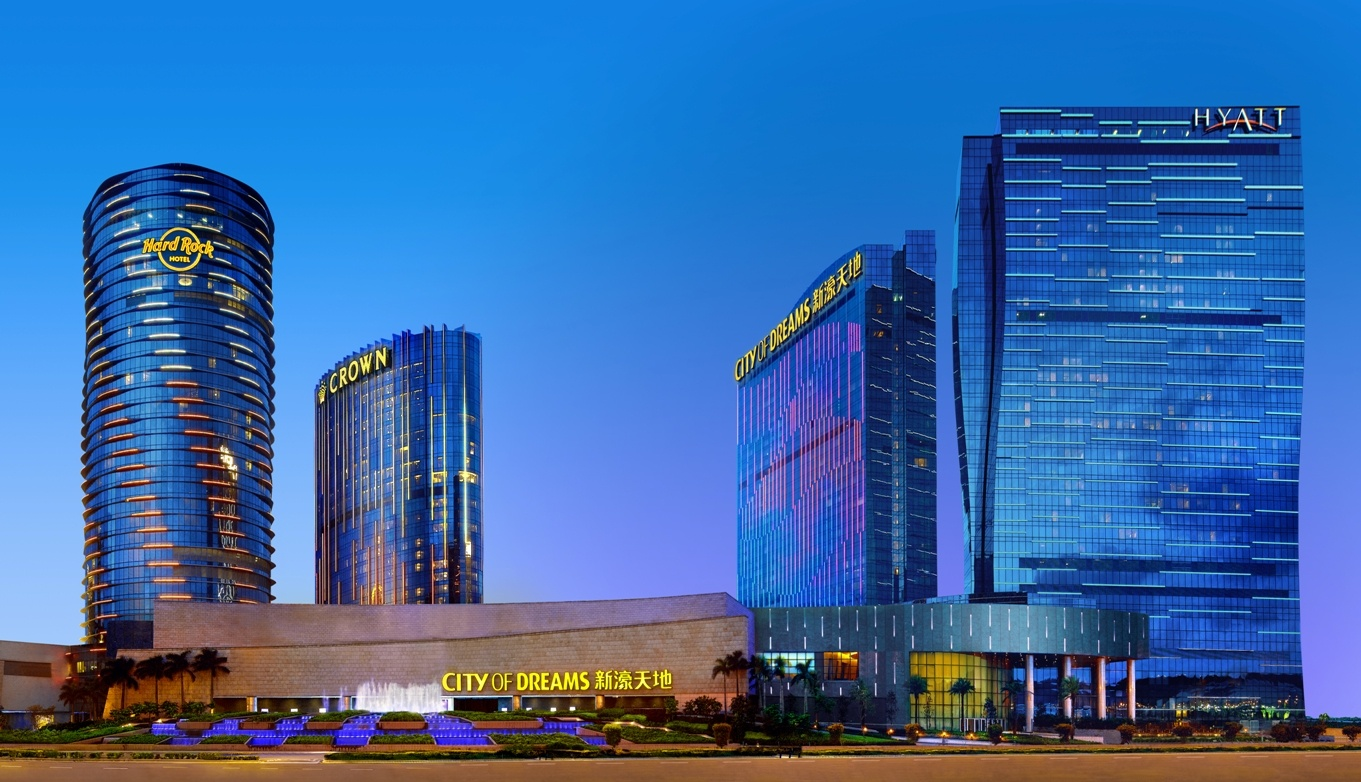 Macau gaming revenue June