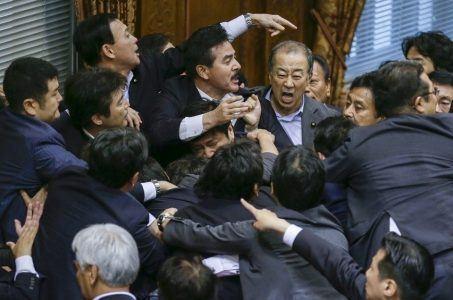 Japan casino bill National Diet