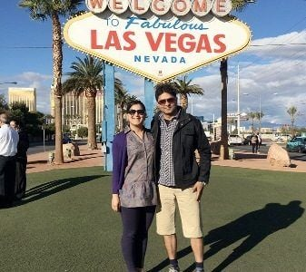 Indian tourism in Las Vegas Brand USA