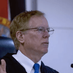Florida Judge John Cooper changes mind pre-reveal machines