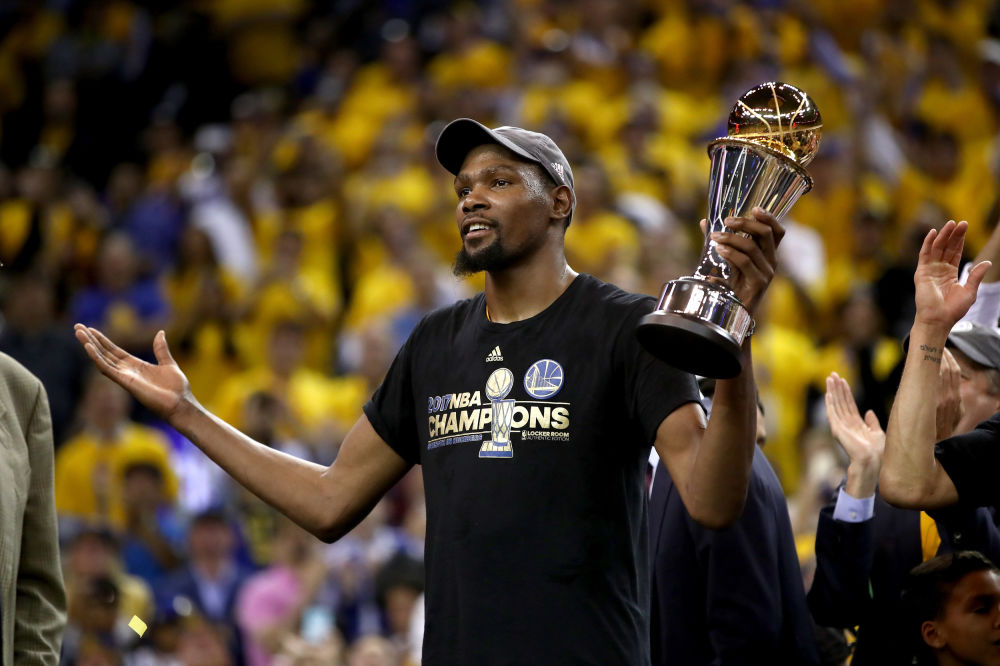 Golden State Warriors Almost a Sure Bet to Repeat ...