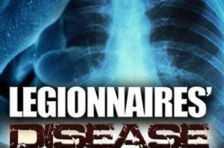 Legionnaires' disease Las Vegas Macau