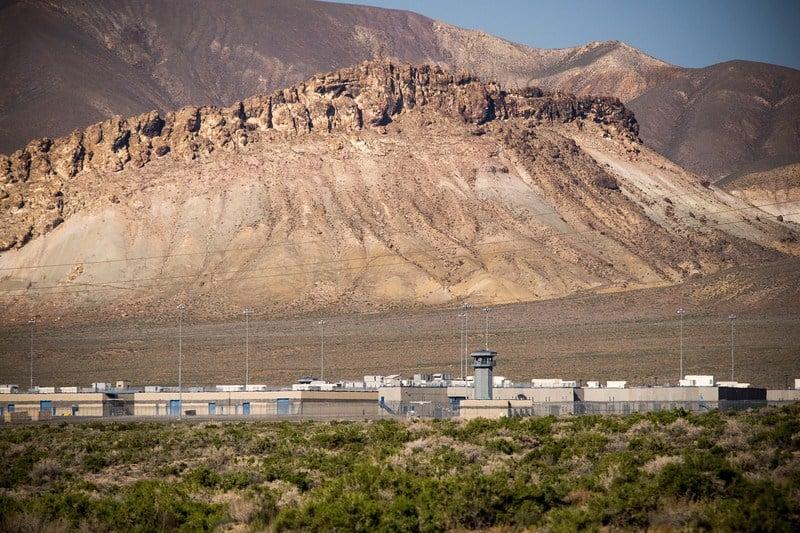 Lovelock Nevada State Prison OJ Simpson