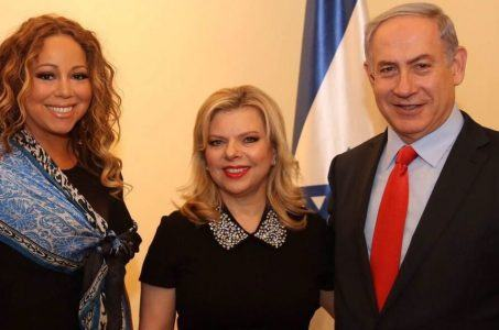 Mariah Carey James Packer Netanyahu scandal