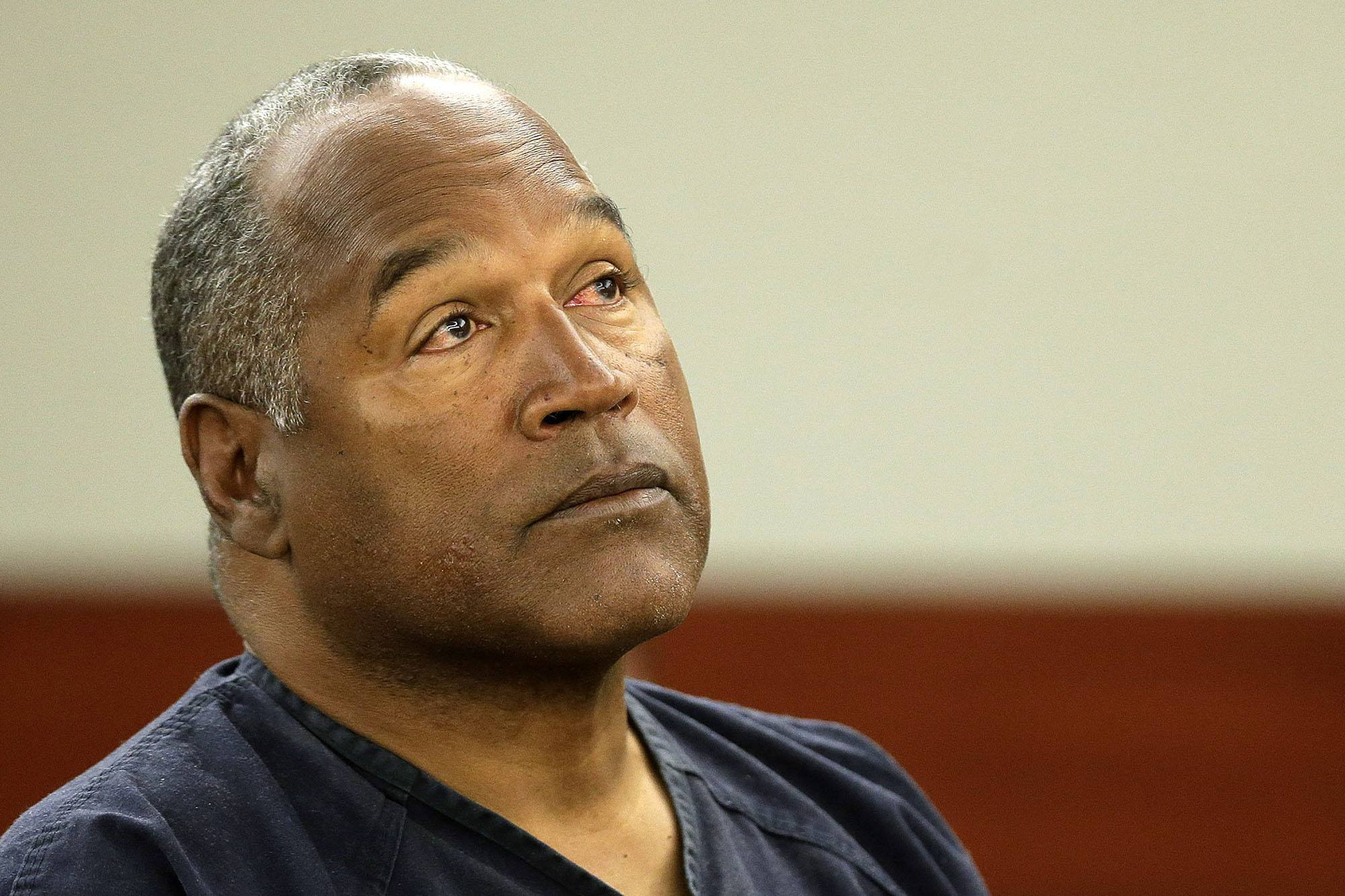 OJ Simpson parole hearing granted