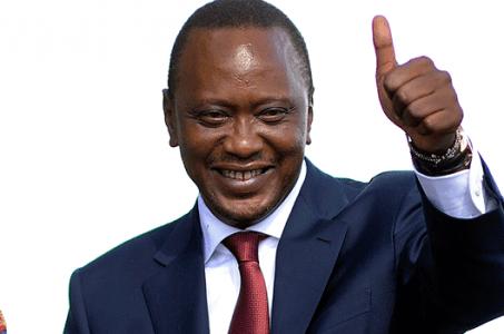 Kenyan President Uhuru Kenyatta approves gambling tax hike