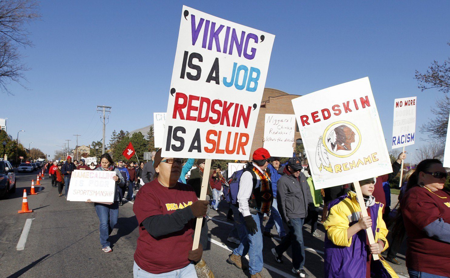 Supreme Court Washington Redskins