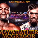 Mayweather vs. McGregor Fight Set for Aug. 26 at T-Mobile Arena in Las Vegas