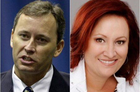 Shawn and Lisa Scott, controversial casino backers in Maine