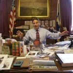 Springfield Mayor Domenic Sarno