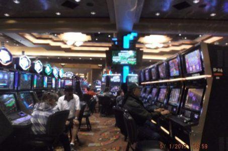 New Mexico Casino dispute