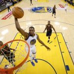 NBA Finals Odds Heavily in Golden State's Favor After Easy Game One