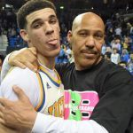 Lavar and Lonzo Ball