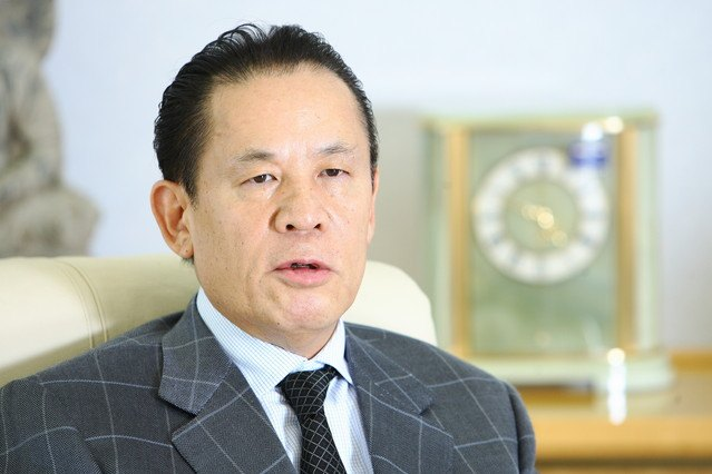 Kazuo Okada Universal Entertainment fraud investigation