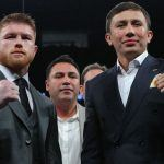Alvarez-Golovkin fight